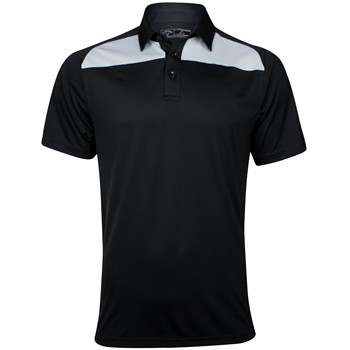 Callaway Chev Ventilated Block Shirt Polo Short Sleeve Apparel