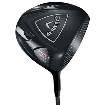 Callaway RAZR X Black Ti Driver Preowned Golf Club