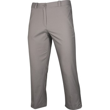Nike Dri-Fit Classic Rise Crop Pants Flat Front Apparel