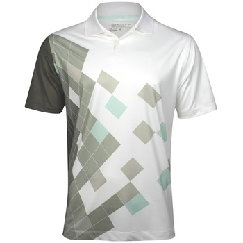 Nike Dri-Fit Fashion Trajectory Print Shirt Polo Short Sleeve Apparel