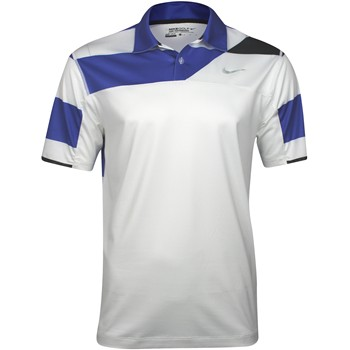 Nike Dri-Fit Fashion Graphic Print Shirt Polo Short Sleeve Apparel