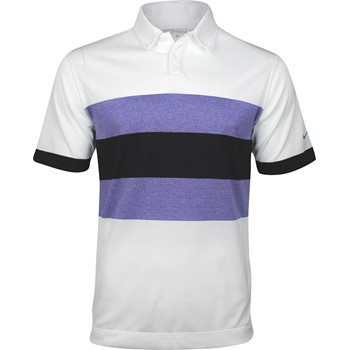 Nike Dri-Fit Fashion Bold Stripe Shirt Polo Short Sleeve Apparel