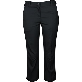 Nike Dri-Fit Modern Rise Tech Crop Pants Flat Front Apparel