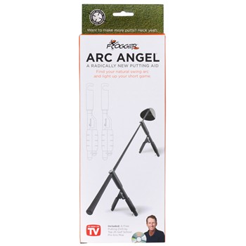 Frogger Arc Angel Putting Aid Swing Trainers Analyzers Golf Bag