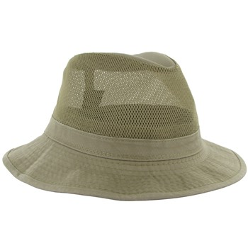 Dorfman Pacific Safari Garment Washed Headwear Bucket Hat Apparel