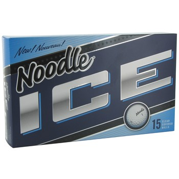 Taylor Made Noodle Ice 15-Pack Golf Ball Balls