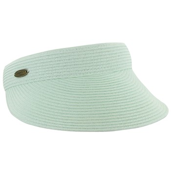 Dorfman Pacific Iridescent Headwear Visor Apparel