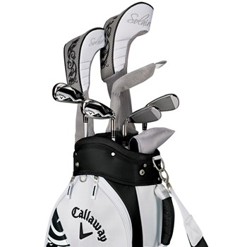 Callaway Solaire II 9-Piece Black Club Set Golf Club