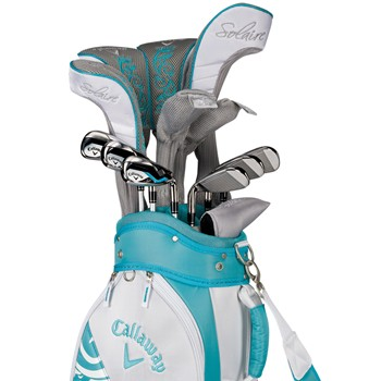 Callaway Solaire II 14-Piece Aqua Club Set Golf Club