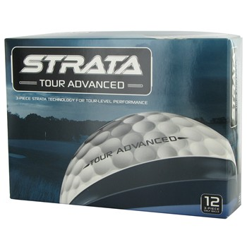 Callaway Strata Tour Advanced Golf Ball Balls