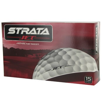 Callaway Strata Jet Golf Ball Balls