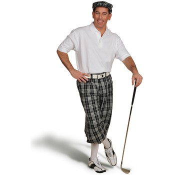 Kings Cross Royal Troon Check Pants Knickers Apparel