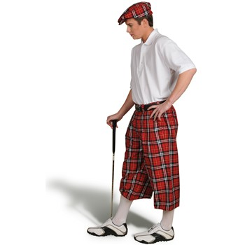 Kings Cross Turnberry Plaid Pants Knickers Apparel