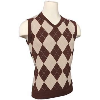 Kings Cross Argyle Sweater Vest Apparel