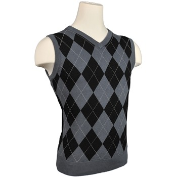 Kings Cross Argyle Sweater Vest Apparel