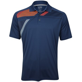Adidas ClimaCool Angular Print Shirt Polo Short Sleeve Apparel
