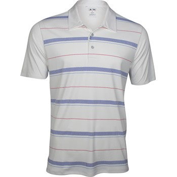 Adidas adizero Broken Stripe Shirt Polo Short Sleeve Apparel