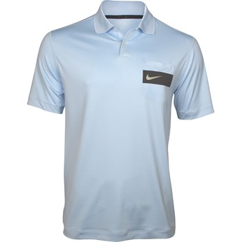 Nike Dri-Fit Fashion Graphic Pocket Shirt Polo Short Sleeve Apparel