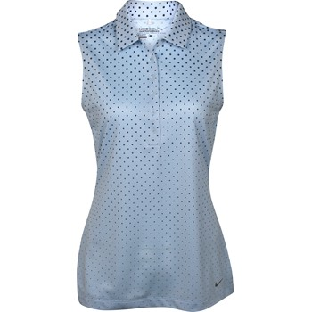 Nike Dri-Fit Gradient Dot Sleeveless Shirt Polo Short Sleeve Apparel