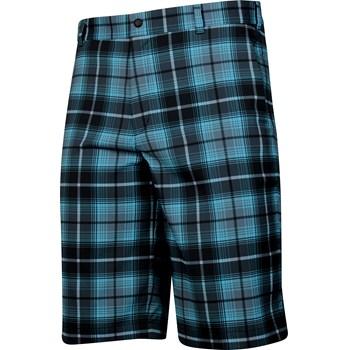 Nike Dri-Fit Golf Plaid Shorts Flat Front Apparel