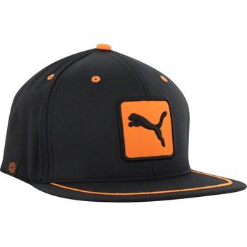 Puma Cat Patch 110 Stretch Snapback Headwear Cap Apparel