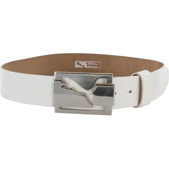 Puma High Shine Fitted Accessories Belts Apparel