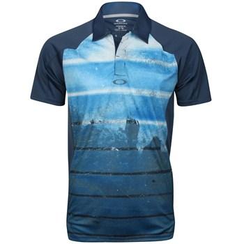 Oakley Elwell Shirt Polo Short Sleeve Apparel