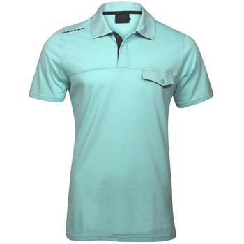 Oakley Ellis Shirt Polo Short Sleeve Apparel