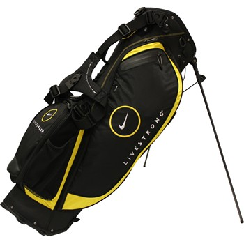 Nike Livestrong Collegiate Stand Golf Bag