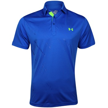 Under Armour UA Graphic Print Shirt Polo Short Sleeve Apparel
