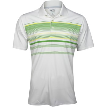 Adidas ClimaCool Chest Multi-Stripe Shirt Polo Short Sleeve Apparel