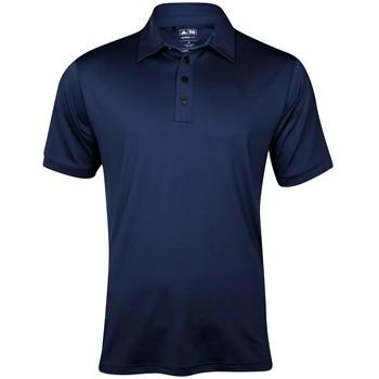 Adidas ClimaLite Stretch Microstripe Shirt Polo Short Sleeve Apparel