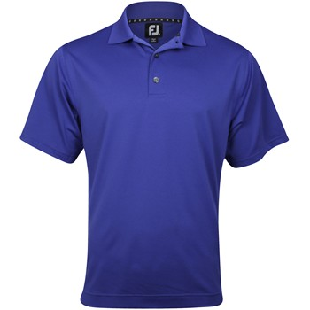 FootJoy Carmel Pique Performance Shirt Polo Short Sleeve Apparel