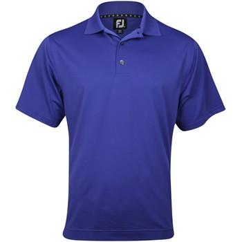 FootJoy Carmel Pique Performance Shirt Polo Short Sleeve Apparel