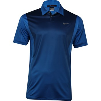 Nike TW Dri-Fit Print Shirt Polo Short Sleeve Apparel