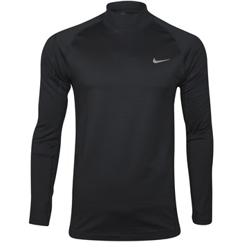 Nike TW Dri-Fit Mock Cover Up Outerwear Pullover Apparel
