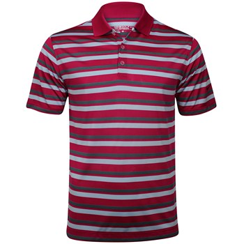 Nike Dri-Fit Ultra Stripe 2.0 Shirt Polo Short Sleeve Apparel