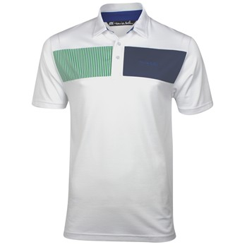 Travis Mathew Johnny Utah Shirt Polo Short Sleeve Apparel