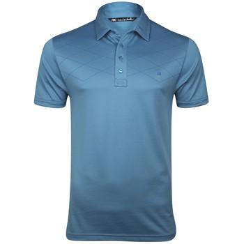 Travis Mathew Pindrop Shirt Polo Short Sleeve Apparel