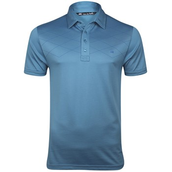 Travis Mathew Pindrop Shirt Polo Short Sleeve Apparel