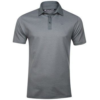 Travis Mathew Durden Shirt Polo Short Sleeve Apparel