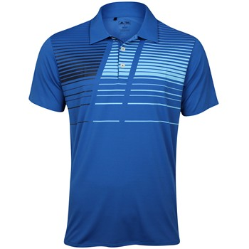 Adidas adiZero Printed Shirt Polo Short Sleeve Apparel