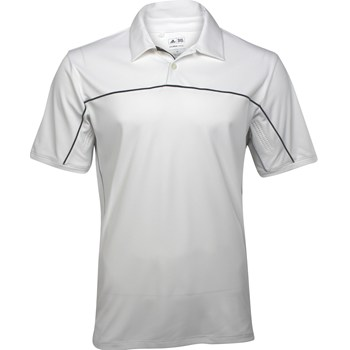 Adidas ClimaCool Graphic Diagonal Piped Shirt Polo Short Sleeve Apparel