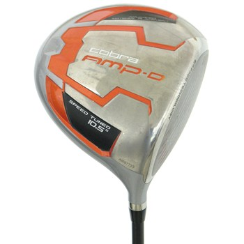 Cobra AMP-D Driver Preowned Golf Club