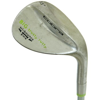 Cobra Big Trusty Rusty Rust Wedge Preowned Golf Club