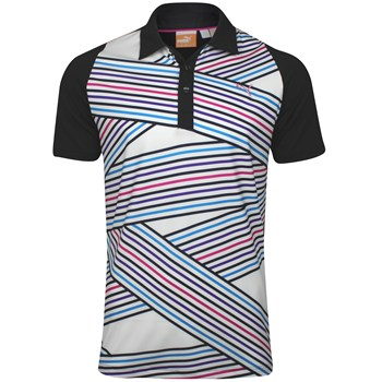 Puma Duo-Swing Graphic Shirt Polo Short Sleeve Apparel