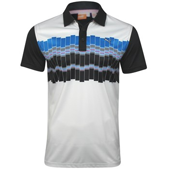 Puma Graphic Tech Shirt Polo Short Sleeve Apparel
