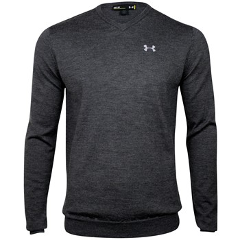 Under Armour Solid Sweater V-Neck Apparel