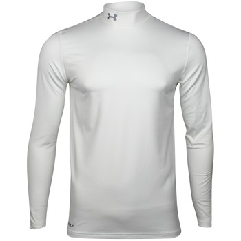 Under Armour UA Golf ColdGear Mock Shirt Compression Apparel