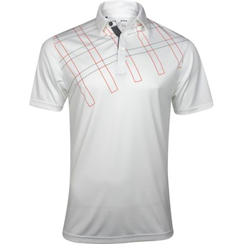 Under Armour UA Graphic Pulse Overlap Shirt Polo Short Sleeve Apparel